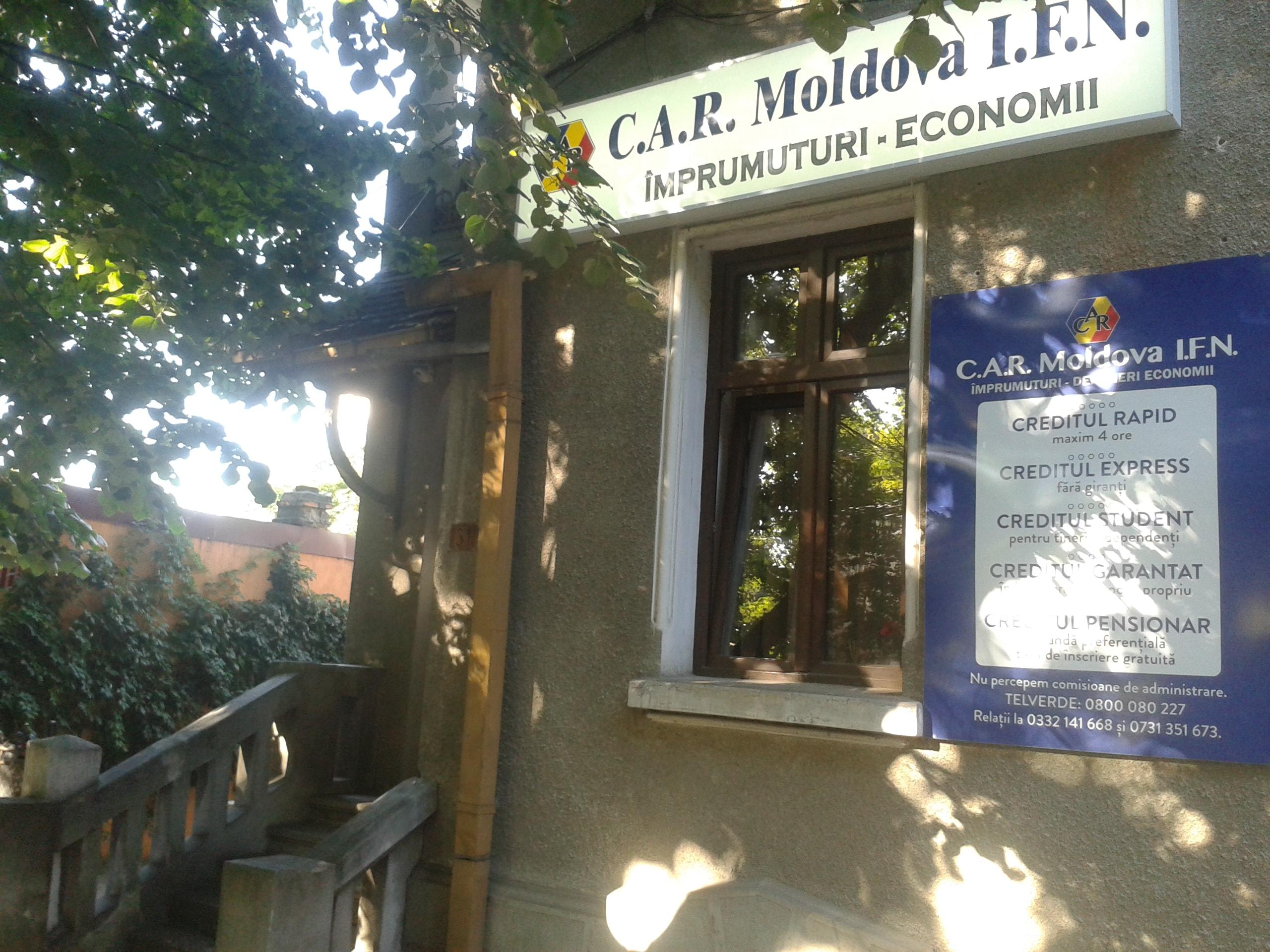 CAR Moldova Iasi Copou