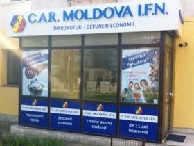 CAR Moldova Iasi Gara